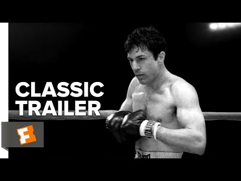 Raging Bull Official Trailer #1 - Robert De Niro Movie (1980) HD