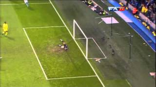 Man City 4-2 Leicester | The FA Cup 3rd Round Replay - 18/01/11