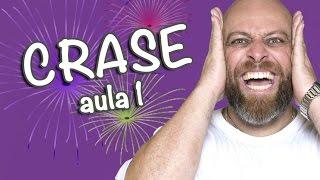 Crase - Aula 01 ♫ Concerto da Crase ♫ [Prof Noslen] thumbnail