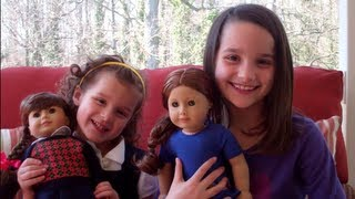 Bratayley Gets American Girl Dolls Molly And Saige (wk 117.2)
