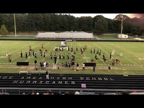 Monroe Area High School Band Jamboree 2018