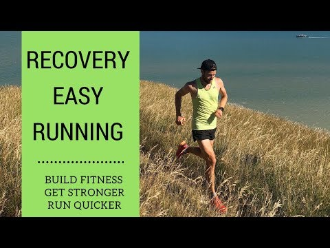 Recovery Runs Are you doing them wrong?!?