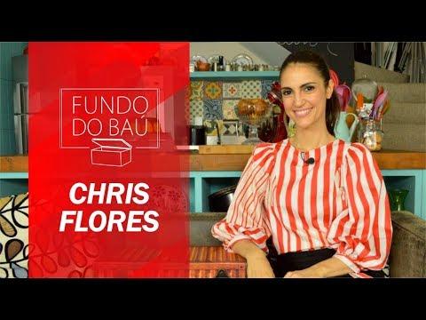 Bailarina PUNK-ROCK, o Teste de GRAVIDEZ e Casamento REAL, com Chris Flores
