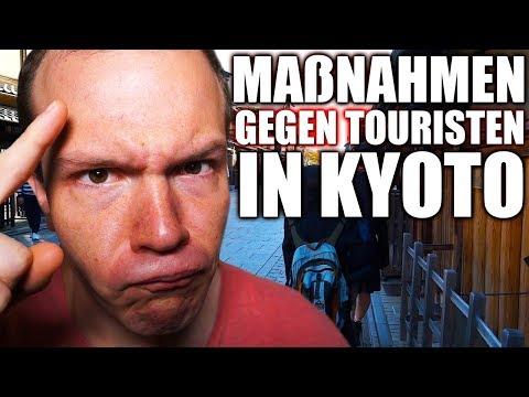 Maßnahmen Gegen Schlechtes Verhalten Von Touristen In Kyōto - News Aus Japan