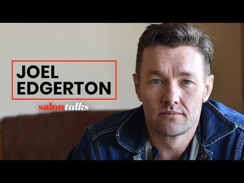 """""""Boy Erased"""" director Joel Edgerton on how his definitions of and masculinity have changed"""
