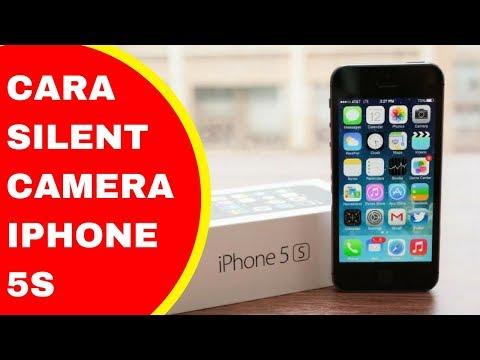 Cara Silent Suara Kamera iPhone tanpa Jailbreak [TUTORIAL IPHONE].