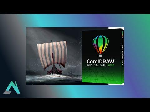 Corel Draw X5 Urdu Hindi Tutorial Lesson 1 HD - YouTube
