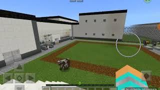 Roblox prison life in minecraft