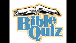 Try This ! - The Bible Trivia / Quiz  ( 1 )