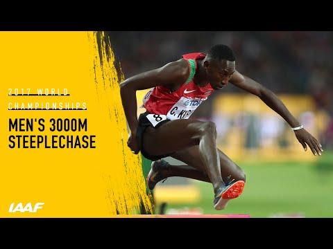 Men's 3000, Steeplechase Final | IAAF World Championships London 2017