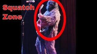 I Found Sasquatch!!!