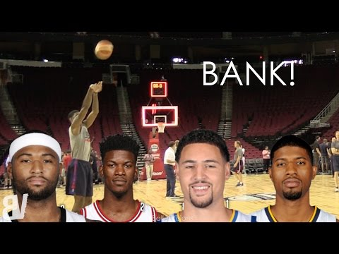 Game of Bank - Klay Thompson Demarcus Cousins Jimmy Butler & Paul George | USA Basketball in Houston