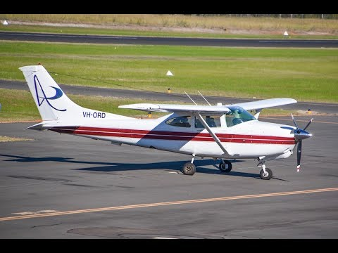 Scenic Flight From Bunbury Airport in Cessna 182 (VH-ORD) **FULL FLIGHT**