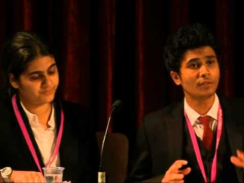 Debating Matters International Final 2014