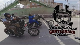 2017 Distinguished Gentleman's Ride - Kathmandu, Nepal ft Biker Bashistha