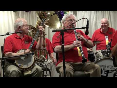 2017 Fresno Jazz Fest – Bob Schulz Frisco Band – You Meet The Nicest People In Your Dreams