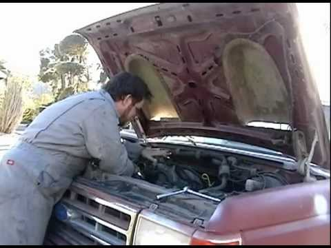 1990 Ford F150 302 Engine Rebuild / Overhaul an Engine Part 1