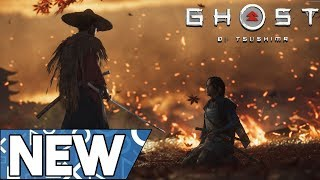 Ghost of Tsushima Full Gameplay Reveal | Sony E3 2018 (LIVE REACTIONS)