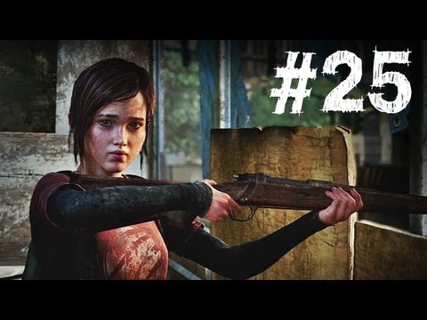The Last of Us Gameplay Walkthrough Part 25 - Gun Shy