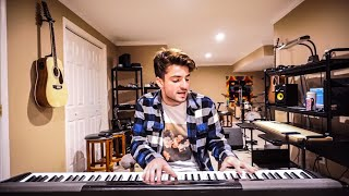 Ed Sheeran & Justin Bieber - I Don't Care (COVER by Alec Chambers)