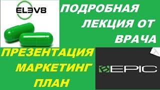 Bepic Презентация Описание Состав Маркетинг План Отзывы Elev8 Компания Биэпик Платит Элев8 ПП ЗОЖ