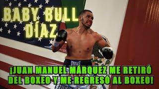¡Juan Manuel Márquez me retiro del boxeo y me regreso al boxeo!