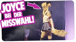 JOYCE 1. MISSWAHL ALS SAILOR MOON | Comic Con in Liverpool