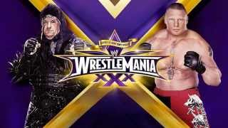 "WWE: Wrestlemania 30 Promo Undertaker & Brock Lesnar Theme ""Motherless Child"" Download"