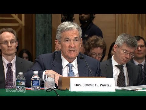 Fed Chair Powell Sees 'No Evidence' of Economy Overheating