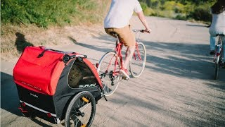 Top 7 Best Bike Trailers in 2018 Review. Coolest Child Trailers for Bicycles 2018