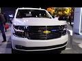 2017 Chevrolet Suburban Premier | Price | Walkaround | NAIAS