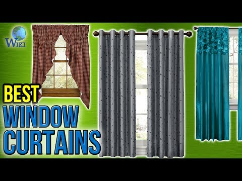 10 Best Window Curtains 2017