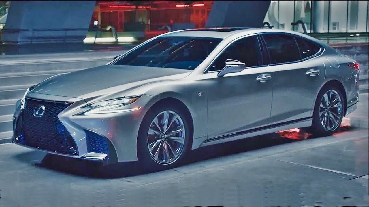 Image result for 2019 Lexus LS500