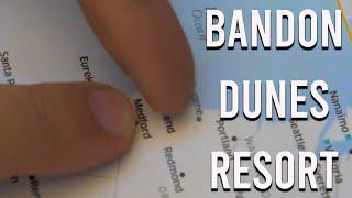 TRAVEL VLOG// BANDON DUNES GOLF RESORT