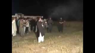 Asif Gujjar SHadBagh Lahore Wedding NaroWaL Pind  Waqas Gujjar Firing & FRiends
