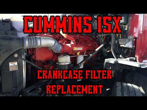 How To remove cummins Isx Head