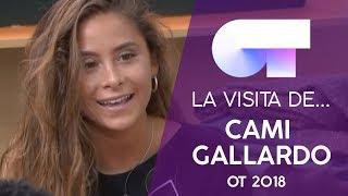CAMI GALLARDO visita la ACADEMIA | OT 2018