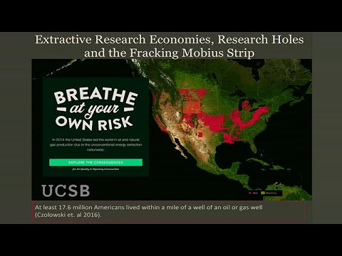 Unfracking The Future Through Developing Civic Technoscience
