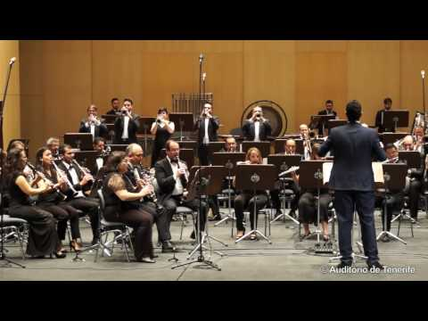 """PACONCHITA"" Latin Overture  (Wind Band Version) - Oscar Navarro"