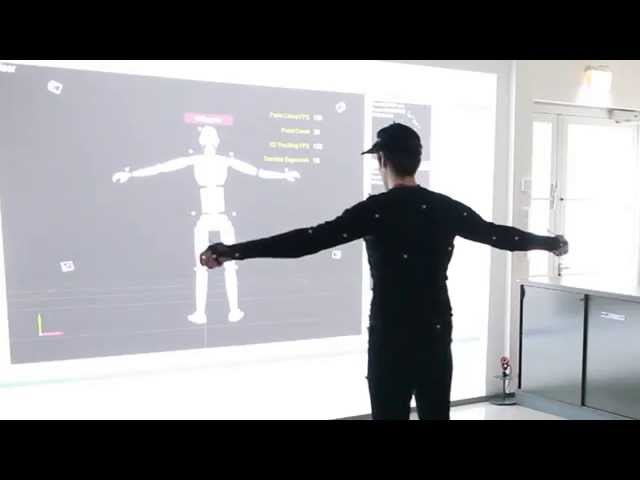 Motion Capture – Elomatic