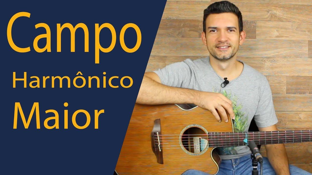 Campo harmônico no violão