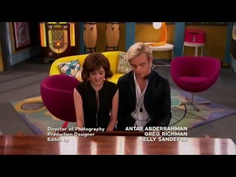 """Austin & Ally - End of Season 4, Final Scene """"Duets and Destiny"""""""