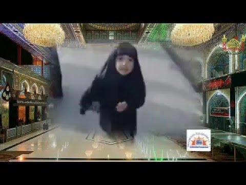 paidal chala qarbala noha farhan ali waris