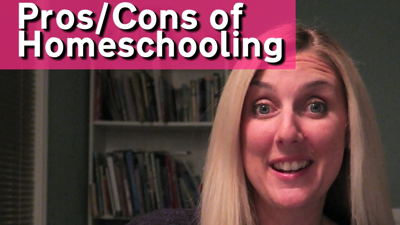 What are the pros and cons of homeschooling? pleasee help!?