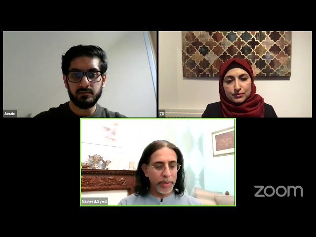 Interactive Talk Show Friday Halaqah Hounslow - Dealing with Anxiety and Depression