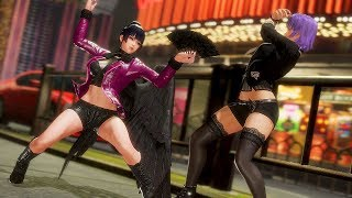 DEAD OR ALIVE 6 Story Mode HD Screenshots, Online Beta & DLC Costumes『デッド オア アライブ 6』