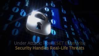 [WEBINAR] Under Attack: How ESET Enterprise Security Handles Real-Life Threats