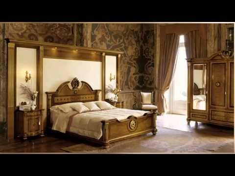 غرف نوم كلاسيك للمتزوجين