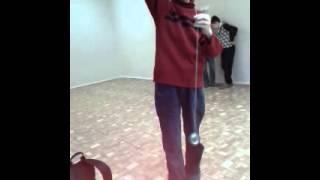 Урок игры на yo-yo