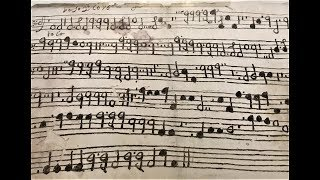 Hermosas y enjorjadas-MATEO ROMERO~A Court Musician in New Spain (17th Century)
